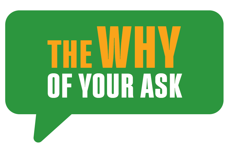 The Why of Your Fundraising Ask