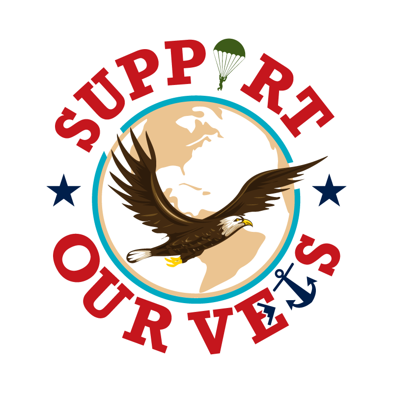 Support Our Vets Logo