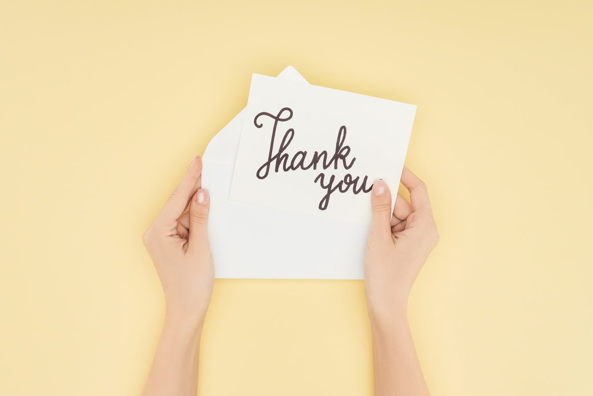 "Article - Ten Creative Ways to Say ""Thank You"" to Your Supporters & Volunteers"