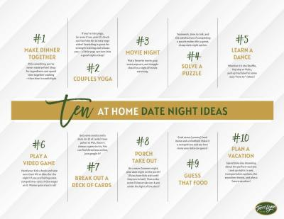 Download Form - 10 at Home Date Night Ideas